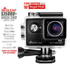Go Pro and Shoot like a HERO Cam 4 You! Valentine's day gift WiFi SJ5000 HI 5 bk
