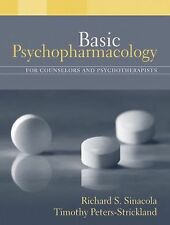 Basic Psychopharmacology for Counselors and Psychotherapists by Timothy S....