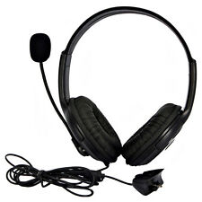 New Headset Headphone with Microphone for Microsoft Xbox 360 Controller #12