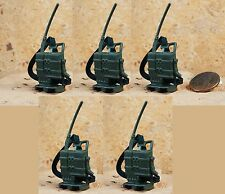 GI Joe 1:18 Action Figur 3.75 Backpack Walkie Talkie Radio Communication Set
