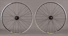 Mavic Open Pro Rims Black Fixed Gear Track Bike SingleSpeed Wheelset 36h DT 2.0
