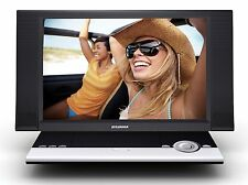"Sylvania SDVD 1256 11.6"" portable multi region dvd player usb lecteur de carte sd (C75"