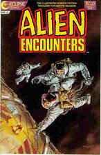 Alien Encounters # 12 (story sampler, Mark Nelson) (USA, 1987)