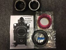 RED ONE Lens mount conversion Kit. PL mount and Canon EF