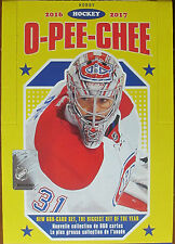 2016-17 O-Pee-Chee, Pick 10 Base Cards to Complete Your Set.