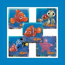 15 Finding Nemo Glitter Stickers Dory Party Favors