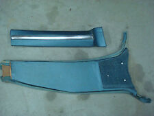 1968 68 BUICK ELECTRA 225 INTERIOR RH B POST MOULDINGS PILLAR OLDSMOBILE LESABRE