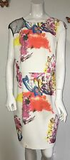 ANTHROPOLOGIE  New With Tag Dress Sz10 Sachin & Babi  Multi-color