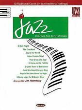 """Jazz Carols for Christmas: 10 Traditional Carols (In """"Non-Traditional"""" Settings)"""