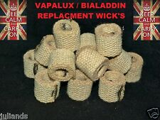 BIALADDIN LAMP WICKS  VAPALUX LAMP WICKS PARAFFIN LAMP SPARE PARTS TILLEY LAMP