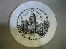 The Centenary Of The Melbourne Exhibition 1880 - 1980 Limited Edition Plate