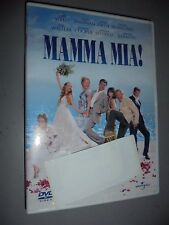 DVD MAMMA MIA THE MOVIE ITALIANO ENGLISH SPAGNOLO