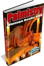 PALMISTRY 43 Vintage Books on DVD - Chiromancy, Palm Reading, Fortune Telling