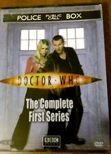 Doctor Who: The Complete First Series (DVD) Ships FIRST CLASS! Dr. Who Season 1