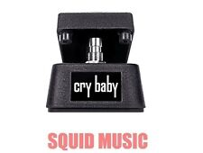 Jim Dunlop Cry Baby Mini Wah Pedal CBM95 Half  Size ( OPEN BOX )