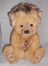 Charlie Bears SPIKE ~ Isabelle Lee Collection 2013 ~Limited Edition of 400 ~New