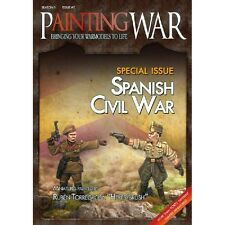 PAINTING WAR - VOLUME 5 - SPANISH CIVIL WAR - MINIATURES GUIDE - SENT 1ST CLASS