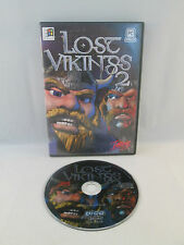 PC CD-Rom - Lost Vikings 2