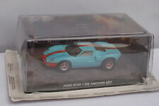 JAMES BOND 007 FORD GT40 - DIE ANOTHER DAY 1:43