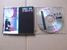 CAROLE KING,LAY DOWN MY LIFE(2 versionen)+WISHFUL THINKING mcd m(-)/vg+ kings x