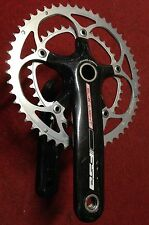 Guarnitura FSA SL-K Light Hollow Carbon BSA 52-38 165 Crankset Bike 10