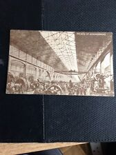 T1-9 Postcard Unused 1924 Palace Of Engineering Empire Exhibition