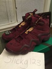 Adidas Crazy 8 Vino KB8 Kobe Bryant Limited Edition Size 9.5 DS w/Receipt