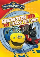 Chuggington: Brewster Leads the Way,New DVD, Chuggington Characters, Sarah Ball