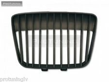 SEAT IBIZA CORDOBA 99-02 6K BLACK SPORT BADGELESS FRONT GRILL GRILLE DEBADGED RS