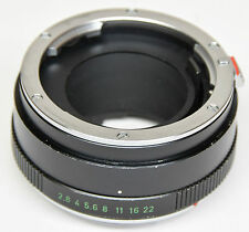 LEICA R 2.8 60mm 100mm Macro Adapter 3-Cam