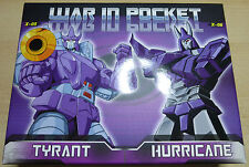 Transformers lot DX9 War In Pocket Tyrant + WST Smallest Megatron + upgrade kit