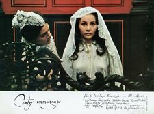 PALOMA PICASSO CONTES IMMORAUX 1974 VINTAGE LOBBY CARD #7 WALERIAN BOROWCZYK