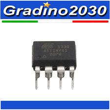 Atmega Atmel - Attiny85-20PU Microcontrollore Arduino