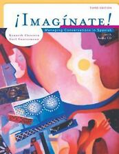 World Languages: Imaginate! : Managing Conversations in Spanish by Gail...