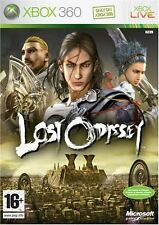 Lost Odyssey (Xbox 360 Region Free, From Creator of Final Fantasy RPG) Excellent