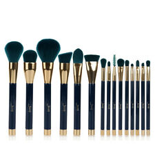 Pro 15pcs Makeup Cosmetic Brushes Set Powder Foundation Eyeshadow Brush Jessup