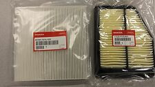 NEW GENUINE HONDA 2012 TO 2015 CIVIC ENGINE AND CABIN AIR FILTER NON Si