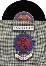 "Kaiser Chiefs - I Predict A Riot / Take My Temperature - 7"" UK Vinyl 45 - New"