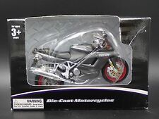 DUCATI DESMOSEDICI ST4s MAISTO KID CONNECTION 1/18 DIECAST MODEL MOTORCYCLE