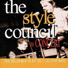 In Concert, STYLE COUNCIL, Good Live, Import