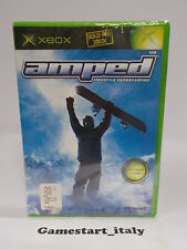 AMPED (XBOX) NUOVO SIGILLATO NEW - PAL VERSION