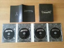 Nunchaku ‎– Nunchaku Archives (RARE, Limited Edition 3 CD + DVD Box Set 2007)