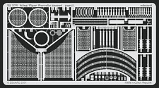 PE parts for King Tiger Porsche, 1/35 (for TAMIYA), Eduard 35376