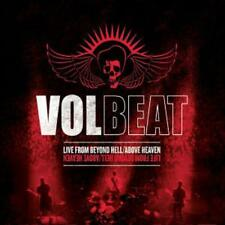 VOLBEAT live from  Beyond hell /above heaven CD  NEU OVP