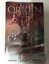 WOLVERINE ORIGIN 2 #1 MARVEL COMICS (2014) 1ST PRINT ACETATE COVER KUBERT