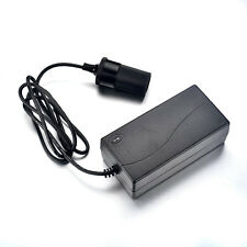 AC 100-240V to DC 12V Power Supply Adapter Charger Home or Car Cigarette Socket