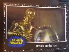 Journey to Star Wars: The Force Awakens #23 Droids on the Run BLACK Starfield