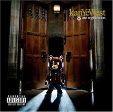 "Kanye West Late Registration 12"" Vinyl LP Record New Sealed"