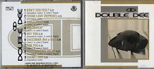DOUBLE DEE CD Omonimo 1991 FUORI CATALOGO Italo Disco MADE in ITALY
