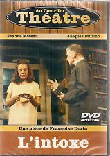 """DVD """" L'intoxe"""" Jeanne MOREAU - Jacques DUFILHO   NEUF SOUS BLISTER"""